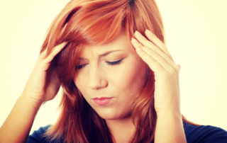 headache, injury, accident