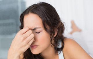 silent migraine